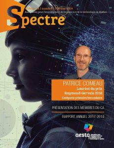 AESTQ Spectre volume 48 no 2