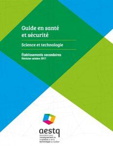 Guide en santé et sécurité, science et technologie, au secondaire