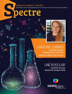 AESTQ Spectre volume 48 no 3
